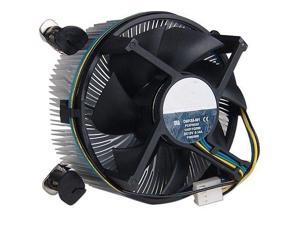 """Socket 775 Copper Core Aluminum Heat Sink & 3.5"""" Fan D60188-001"""