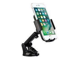 AMZER Universal Dash, Windshield Car Mount Phone Holder With Adjustable Extension Arm