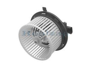 Front Heater AC A//C Condenser Blower Motor Assembly w//Fan Cage Fits 02-05 Sedona
