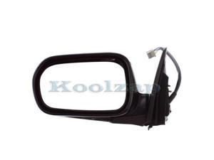 Manual Fixed Non-Folding Rear View Mirror Left Driver Side For 02-06 Altima Base