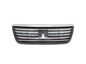 NEW Front Bumper Grille Chrome//Gray FITS 2005-2006 Nissan Altima NI1200213