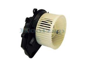 95-99 Olds Aurora Riviera Front Heater AC A//C Condenser Blower Motor w//Fan Cage
