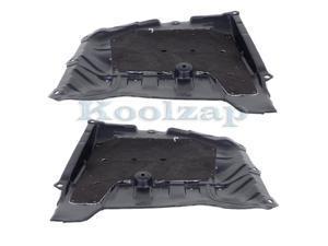 13-17 Regal /& 13-18 Impala Engine Splash Shield Under Cover Left Right SET PAIR