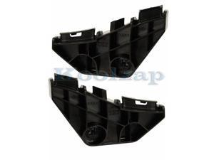 For 03-08 Corolla Front Bumper Reinforcement Mounting Brace Bracket SET PAIR