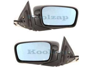 Power Heated Side View Mirrors Folding Left /& Right Pair Set for 00-01 Neon