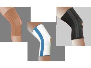 Dual Stay Compression Support Knee Brace With Open Patella