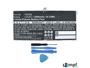 9500mAh T9500E Battery Replacement for Samsung Galaxy Tab Pro 12.2 SM-T900, SM-T905 Tablet with Installation Tools