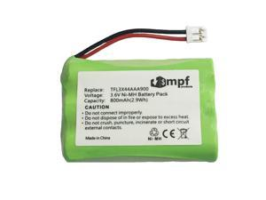 800mAh 29030-10 Battery Replacement Compatible with Summer Infant Wide View 29000, 29000A and Clear Sight 29030, 29040, 29260 Baby Monitors