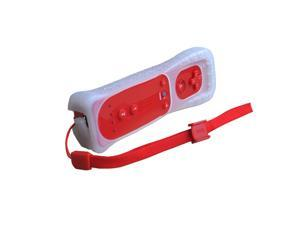 Motion Sensor Remote Controller + Wired Nunchuck Combo for Nintendo Wii Console