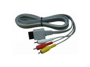 Generic Audio Video AV Game Output Cord Cable for Nintendo Wii Video Game