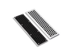 OSTENT Dust Dirt Proof Kit Prevention Cover Case Mesh Jack Stopper for Xbox One S