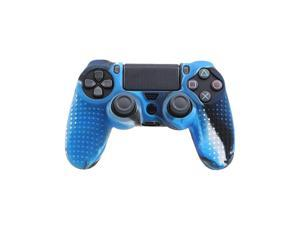 OSTENT 2 x Spot Pattern Silicone Skin Case Cover Pouch for Sony PS4/Slim/Pro Controller