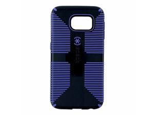 Speck Products CandyShell Grip Charcoal Grey/Wisteria Purple Case for Samsung Galaxy S6 SPK-A3721