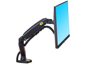 """North Bayou F80 Full Motion Swivel Arm Gas Strut LED Monitor TV Desk Mount Stand for 17-30"""" Display"""