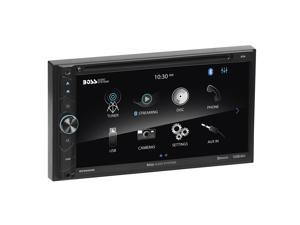"""Boss Audio BV9695B Double-DIN DVD Player 6.75"""" Touchscreen Bluetooth w/ Remote"""