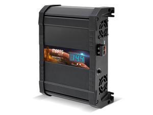 Marts 75A 110-220V AC to 12.3v-14.4v DC Power Supply & Battery Charger with Volt/Amp Meter