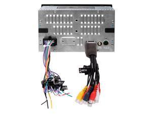"Planet 6.2"" DDin Touchscreen monitor bluetooth GPS Navigation DVD/CD/MP3/AM/FM"