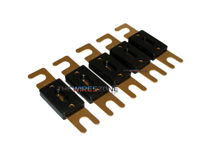Absolute USA ANL100-4 4 Pack ANL 100 Amp Gold Plated Fuse Absolute USA Inc.