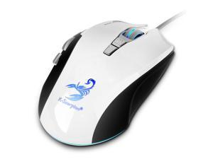SteelSeries Rival 300 Gaming Mouse - White - Newegg com