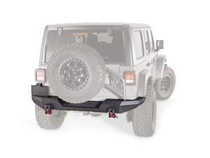 Warn 102190 Elite Series Rear Bumper For 2018-19 Jeep Wrangler JL