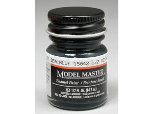 Testors 1717 Model Master Dark Sea Blue 15042 1/2 oz