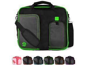 Vangoddy Pindar Collection Shoulder Messenger Bag For 10-11 Notebook Netbook Laptop Ultrabook Converter Tablet Computer