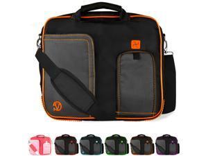 Vangoddy Pindar Collection Shoulder Messenger Bag For 10-11inch Notebook Netbook Laptop Ultrabook Converter Tablet Computer