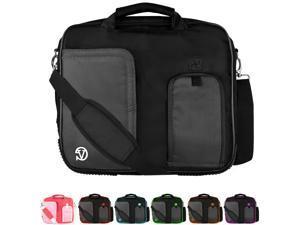 Vangoddy Pindar Collection Shoulder Messenger Bag For 14 to 15inch Notebook Laptop Ultrabook Tablet Converter Computer