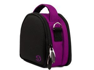 VanGoddy Purple Mini Laurel Camera Case