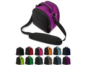 Vangoddy Laurel Nylon SLR Bag for Canon, Nikon, Olympus, Panasonic, Pentax, Sony Digital SLR Cameras