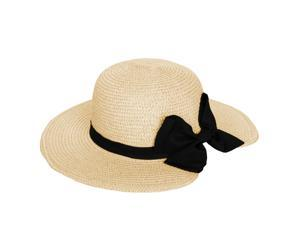 8dca93829eb31 Aerusi Miss Anderson Floppy Straw Sun Woman s Hat ...