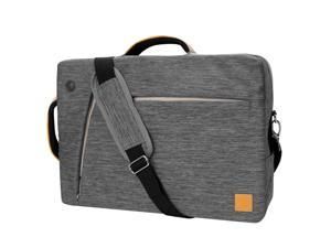 VANGODDY Slate Laptop Messenger / Carrying / Backpack Bag with Adjustable Strap fits 15.6 Fujitsu Laptops