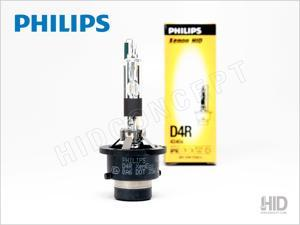 PHILIPS OEM 4300K D4R HID BULB MADE IN GERMANY #42406 35W - Pack of 1 (100% Authentic PHILIPS product offered by PHILIPS Authorized Dealer)
