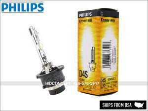 PHILIPS OEM 4300K D4S XenEco HID XENON BULB 42402 Germany DOT 35W   1-Pack