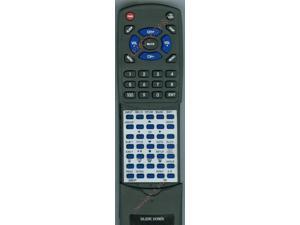 FAVI ENTERTAINMENT Replacement Remote Control for L2626EAVP, L2626EAVWH