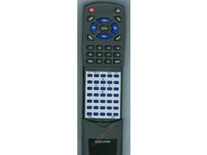 CRAIG Replacement Remote Control for CVD506