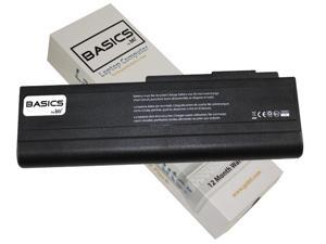 BASIC replacement Asus G60VX-RBBX05 Laptop Battery - High quality BASICS by BTI replacement laptop battery