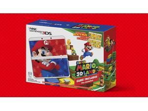 New Nintendo 3DS Super Mario 3D Land Edition