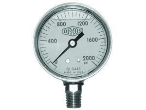 Dixon Valve - GLBR5000-4 - 4 Brass Lm 0-5000 Psi L