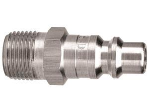 Air Chief Industrial Quick Connect Fittings, 3/8 X 1/4 in (Npt) M