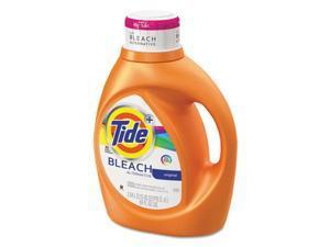 Tide - 87545 - Liquid Laundry Detergent plus Bleach Alternative, Original Scent, 69 oz Bottle