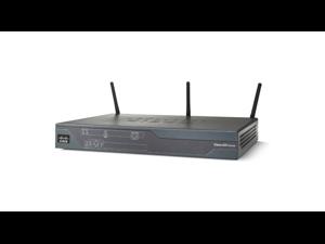 Cisco 891F Gigabit Ethernet Security Router with SFP - 11 Ports - Management Port - 1 Slots - -