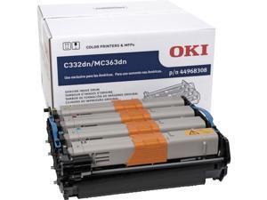 Oki Data Image Drum Kit 44968308 - Cyan, Magenta, Yellow, Black