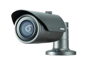 Samsung - QNO-7010R - Hanwha Techwin WiseNet QNO-7010R 4 Megapixel Network Camera - Monochrome, Color - 65.62 ft Night