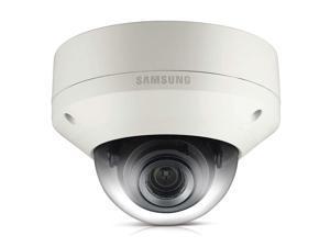 Samsung - SNV-8080 - Network Vandal Dome Camera, 5MP 20fps, Full HD(1080p) 30fps, H.264/MJPEG, f3.6-9.4mm Motorized Lens