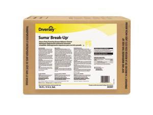 S.C. Johnson & Son - DVO 04497 - Suma Break-Up Heavy Duty Foaming Grease-Release Cleaner, 5 gal Envirobox