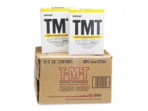 Dial / Henkel - 2561 - TMT Powdered Hand Soap, Unscented Powder, 5lb Box, 10/Carton