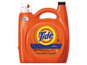 Procter & Gamble - 23068 - HE Laundry Detergent, Original Scent, 150 oz Pump Bottle, 4/Carton