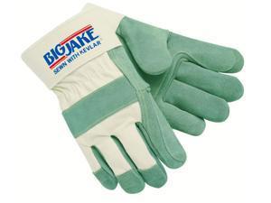 Memphis Glove - 1711 - Big Jake X-large Doublepalm Leather Glove W/2-3