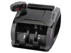 MMF Industries - 2004800C8 - 4800 Currency Counter, 1080 Bills/Min, 9 1/2 x 11 1/2 x 8 3/4, Charcoal Gray